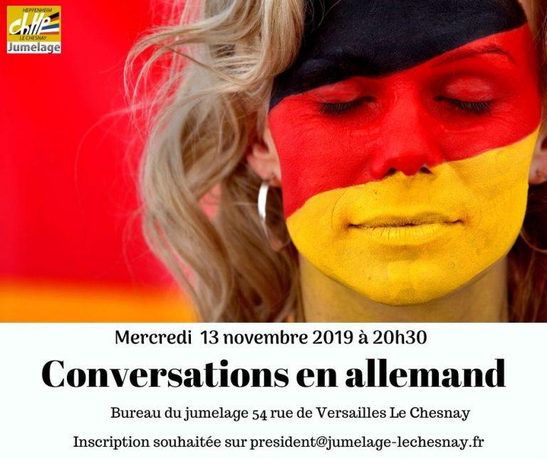 Conversations En Allemand