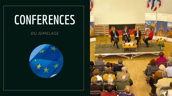 Conférences du jumelage