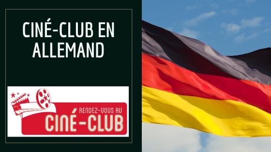 Ciné-club allemand