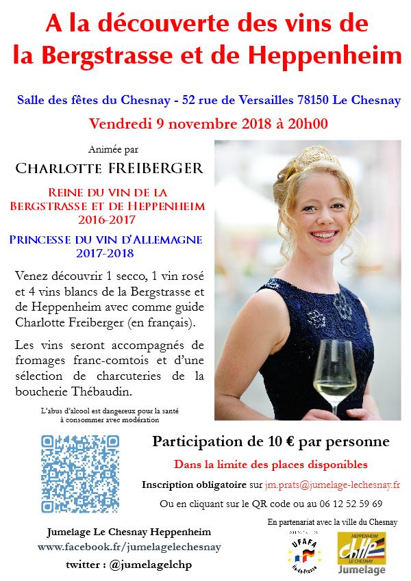 Affiche Charlotte V2 Web